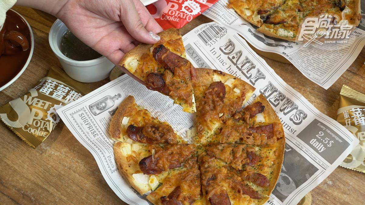 IG超夯純白餐廳!打卡必拍森林系空間,先嗑整尾龍蝦義大利麵、琉球香腸披薩