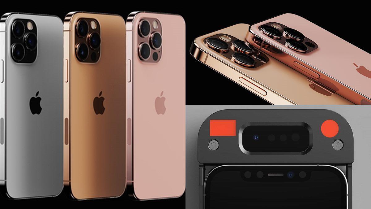最貴iPhone這天發表!7萬元玫瑰金、日落金4款「小瀏海」新機,還可戴口罩解鎖