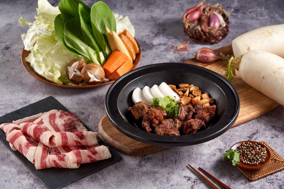 【新開店】289元吃到飽!夜市「排骨酥、臭豆腐」變火鍋,狂一鍋開幕再送海鮮盤