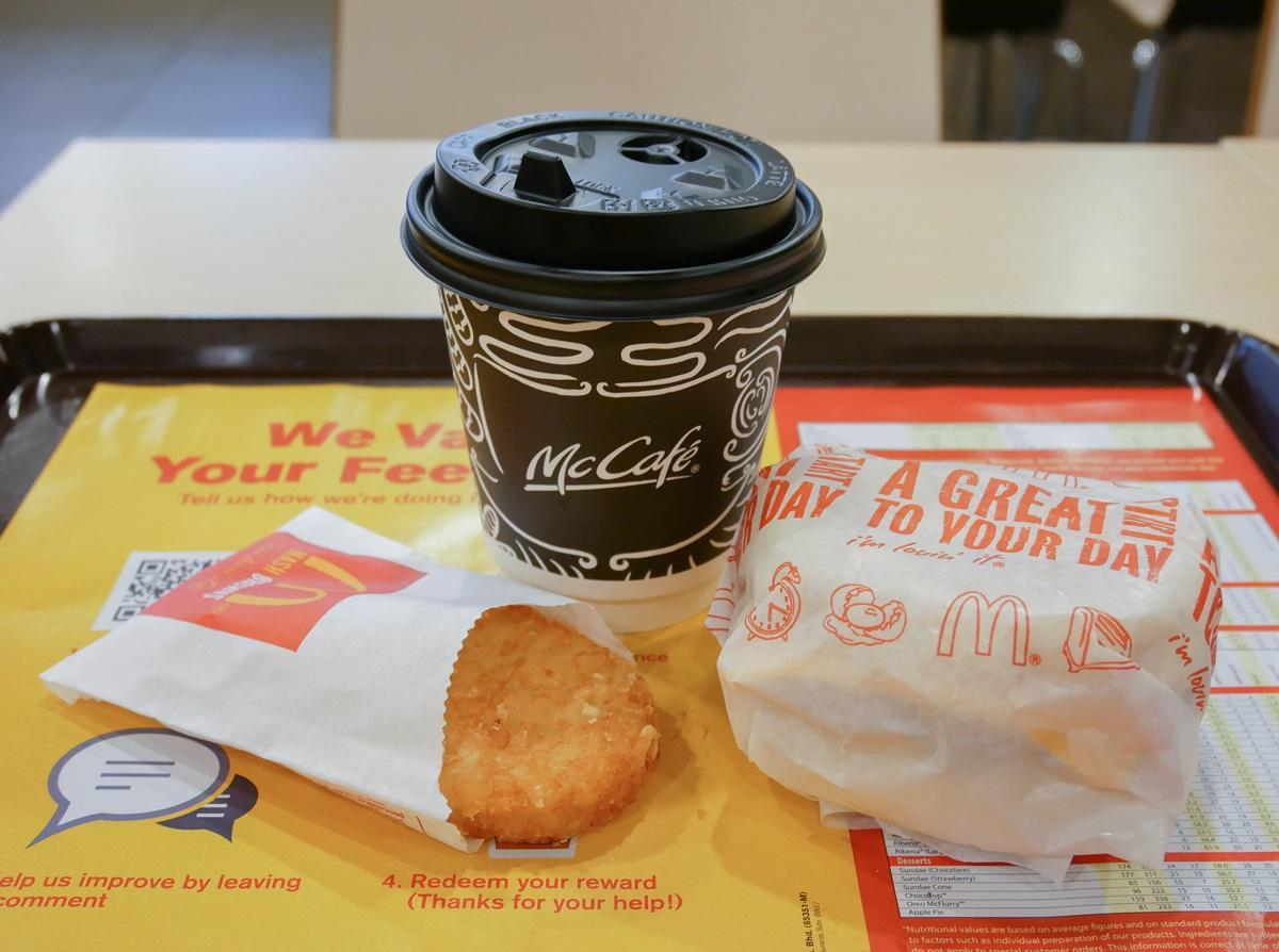 麥粉感動到哭!麥當勞超夯「薯餅」恢復供應,早餐時段、薯餅漢堡強勢回歸