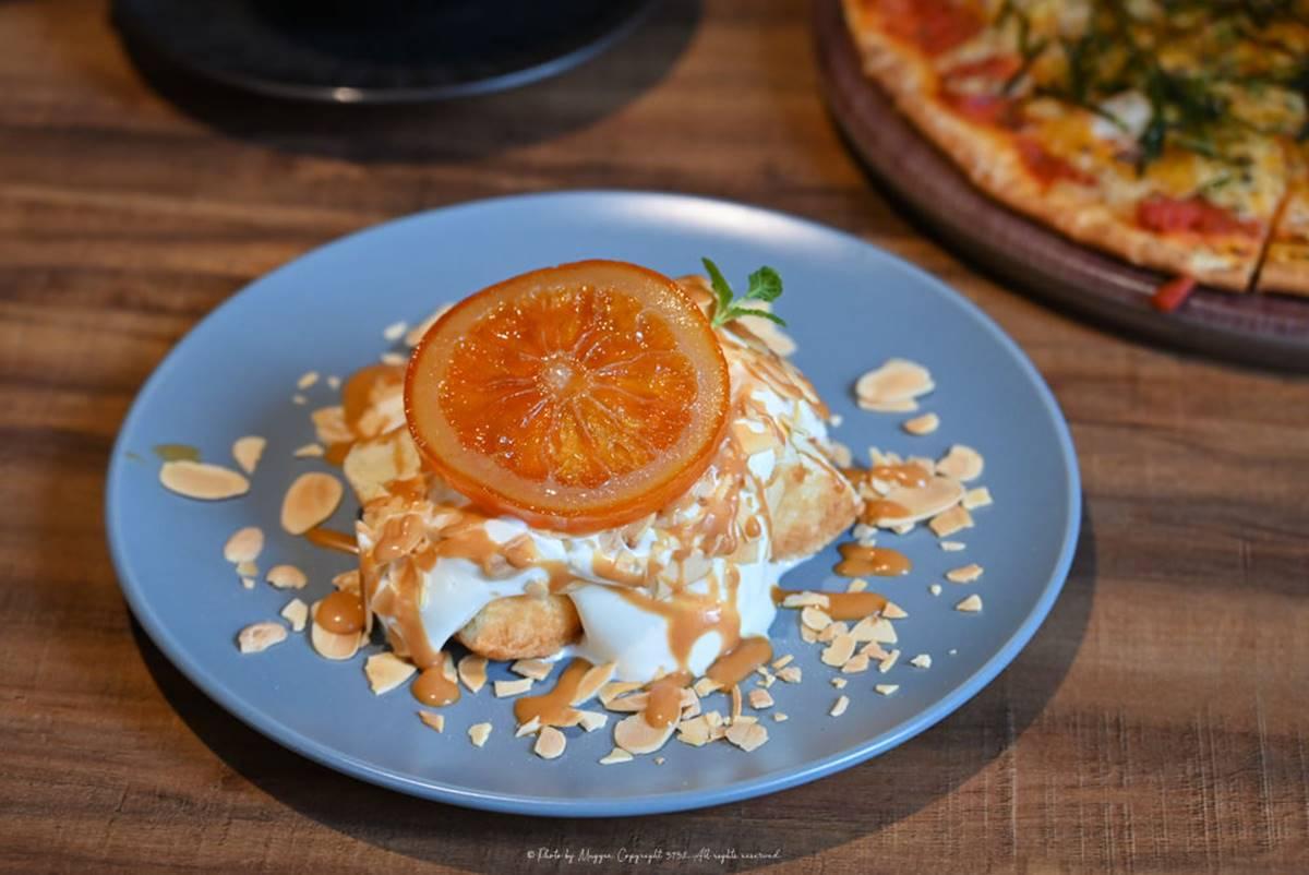 隱身中和巷弄歐風咖啡廳!必吃剝皮辣椒義大利麵,焦糖橙橙蛋糕螞蟻人會愛