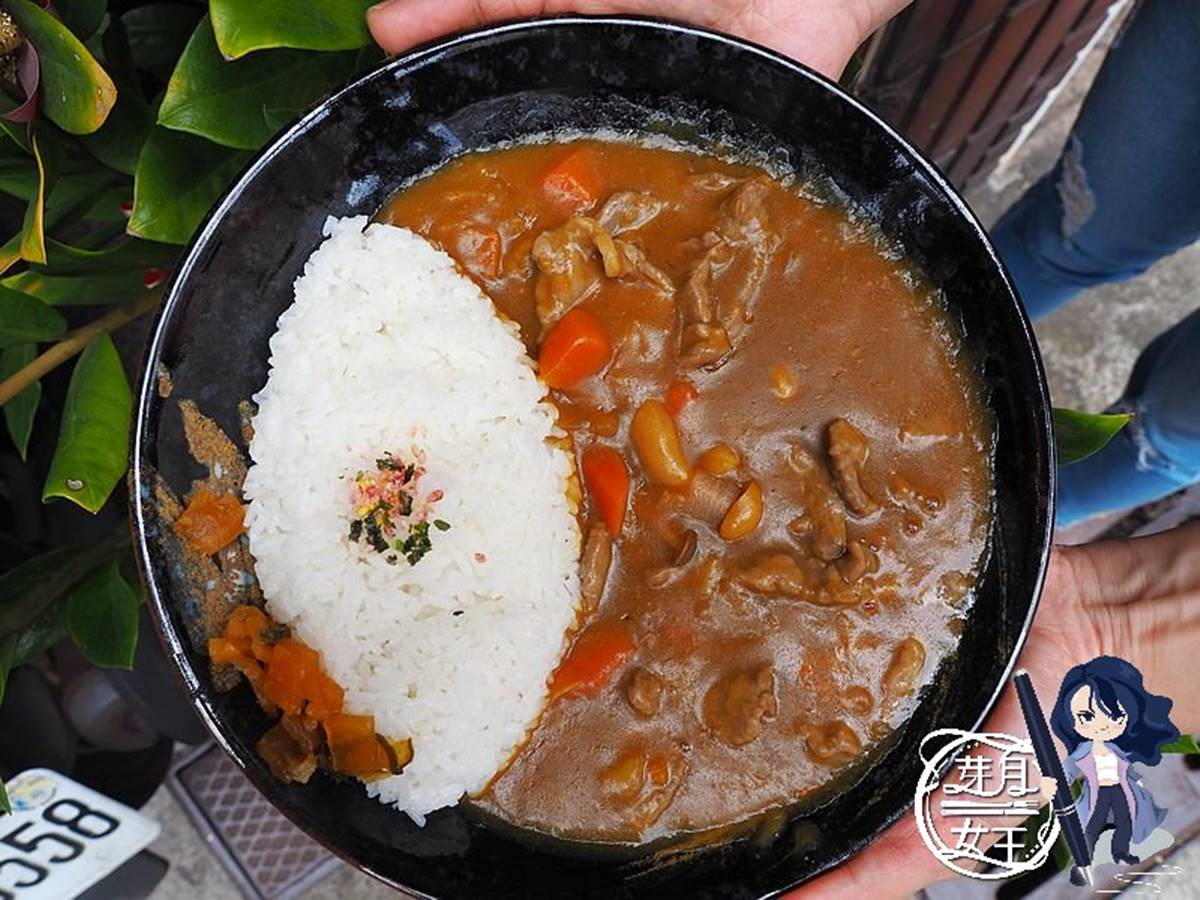 1天限量150份!道地日本咖哩必嘗「鱈魚肝」口味,再加超狂炙燒起司更濃郁