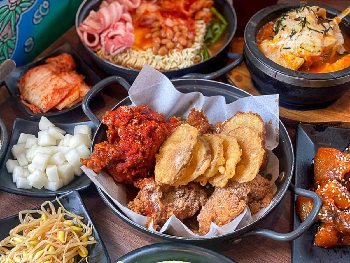 單身族福音!台南滿料部隊鍋1人也能吃,「炸雞拼盤」一次嘗得到3種口味