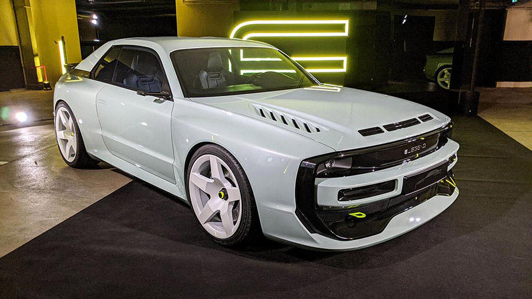 德國新創科技公司Elegend向Audi Quattro S1致敬,打造EL1純電性能車款。(圖片來源/ Autocar) Elegend復刻傳奇Audi Quattro S1 實車現身要價近3,000萬