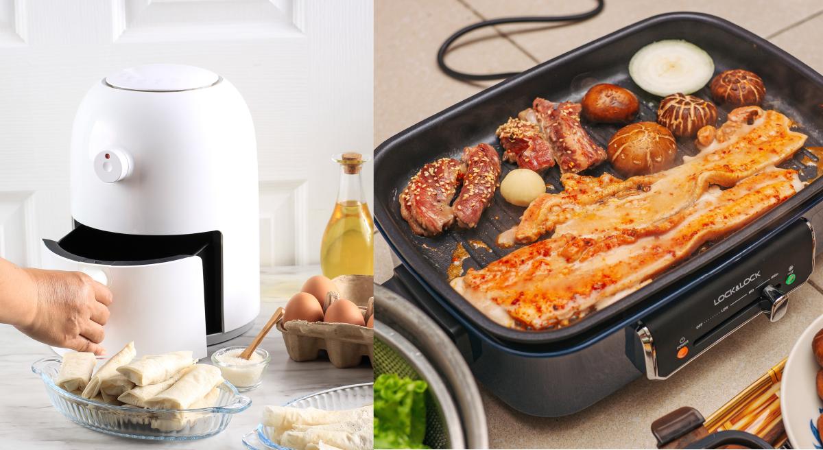 中秋節好想烤肉?網傳三招讓你在家烤肉也可以清新不怕臭!