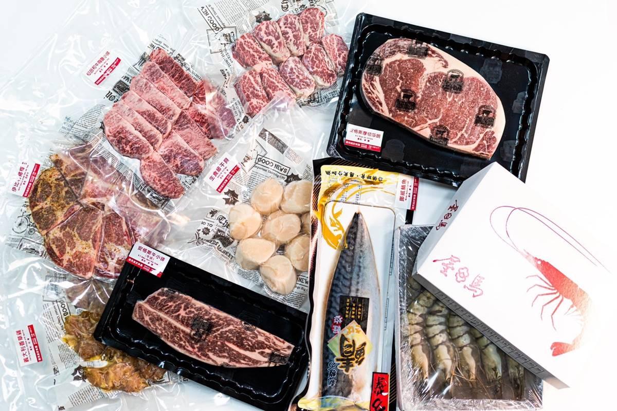 中秋在家烤!宅配10款名店燒烤組:胡同火烤兩吃、屋馬海陸箱、韓式豪華海鮮