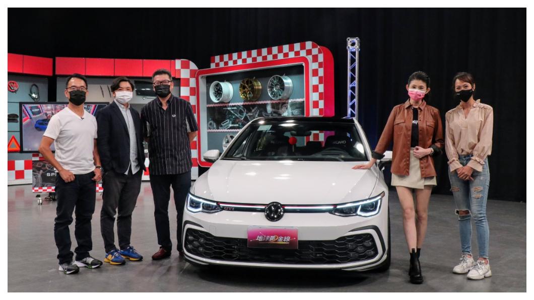 8代Volkswagen Golf GTI,7月首批交車即落地改。(圖片來源/ 地球黃金線) 8代Golf GTI落地改 葛蘭特:能改的都改了