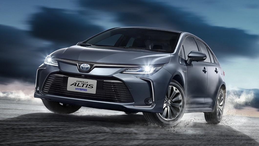 新年式Corolla Altis規配官網上架,全面升級全速域ACC與LTA。(圖片來源/ Toyota) Corolla Altis升級全速域ACC 新年式規配悄悄上架