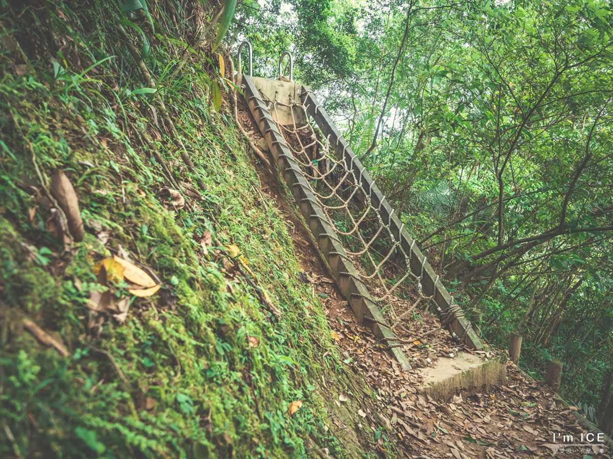 打卡祕境再+1!無人步道賞「水濂洞」美景,親子同遊還能挑戰趣味網梯