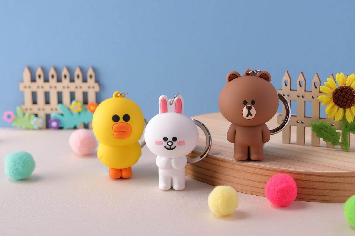 嗶卡被萌翻!「熊大、兔兔、莎莉」3D一卡通,9/14開放預購、限時7天別錯過