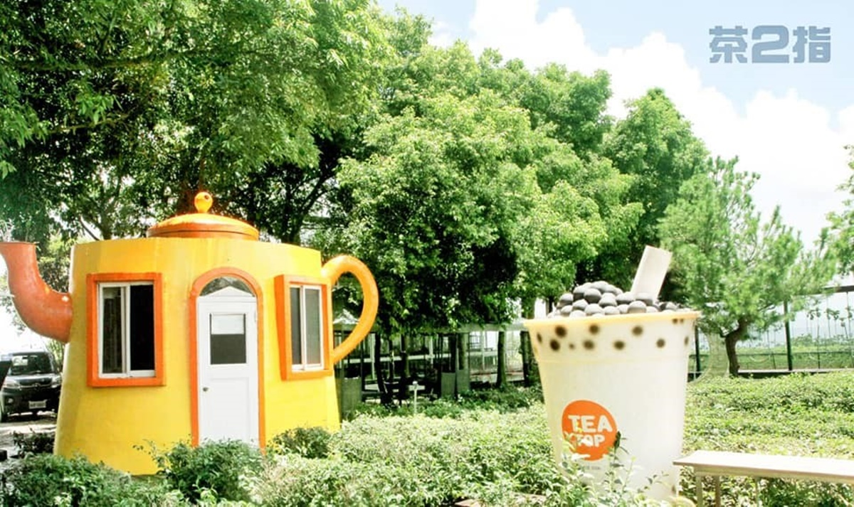 對名字「這6字」同音免費玩!超Q巨大珍奶、茶壺屋必拍 ,買5杯打折再送1杯