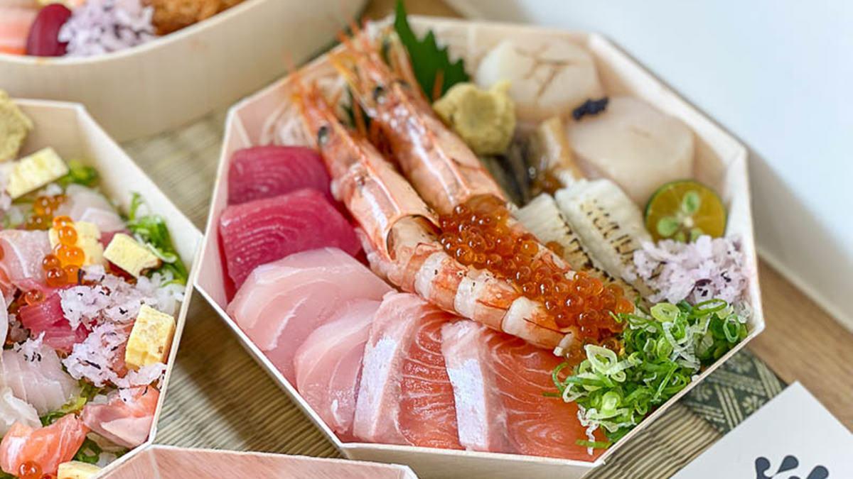 【新開店】偽出國!台南「日式便當店」有濃濃京都風,先嗑厚切鮭魚親子丼