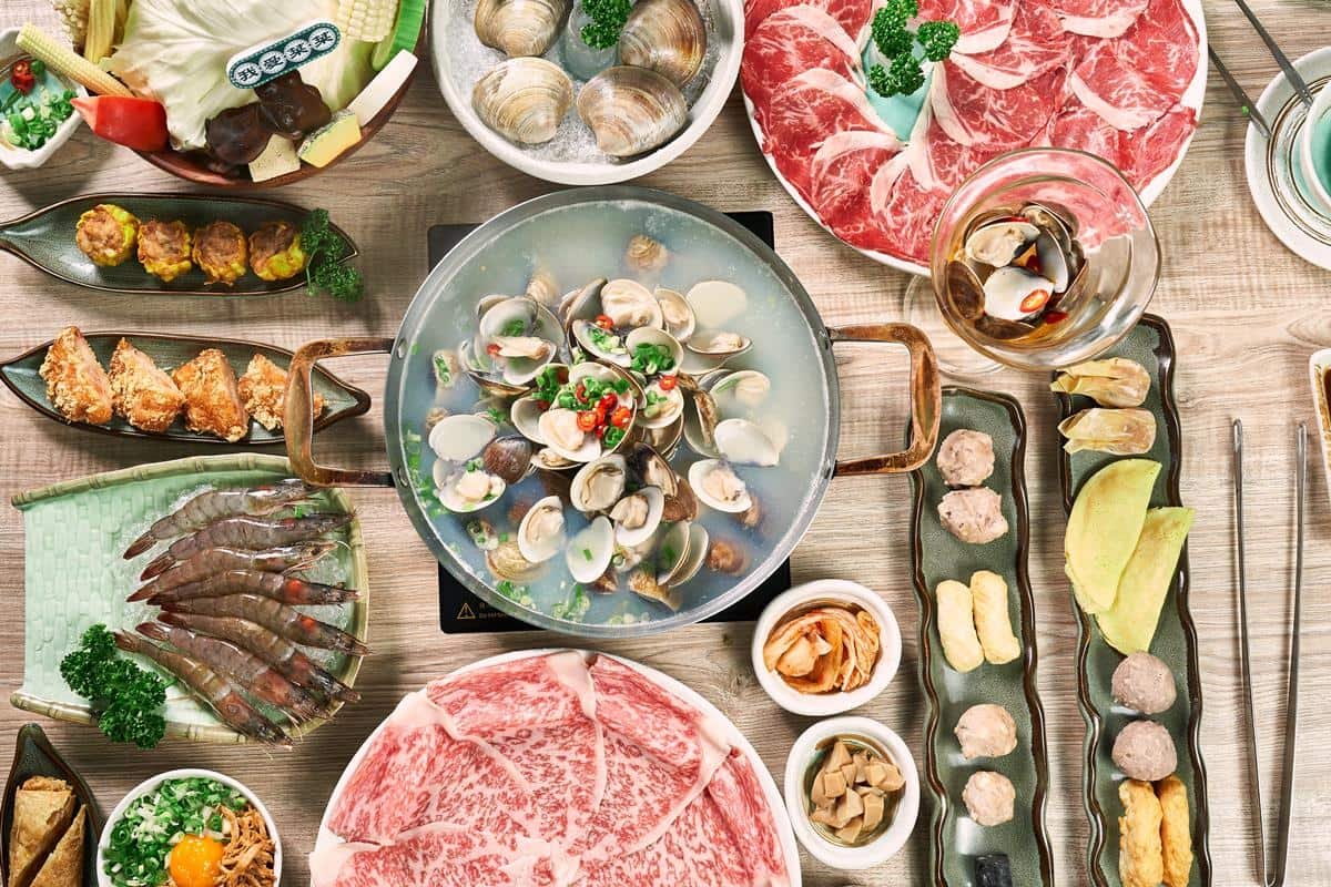 幾月送幾隻蝦子+幾號送幾顆文蛤!台北人氣「卜卜蜆鍋」祭優惠,9月壽星快衝