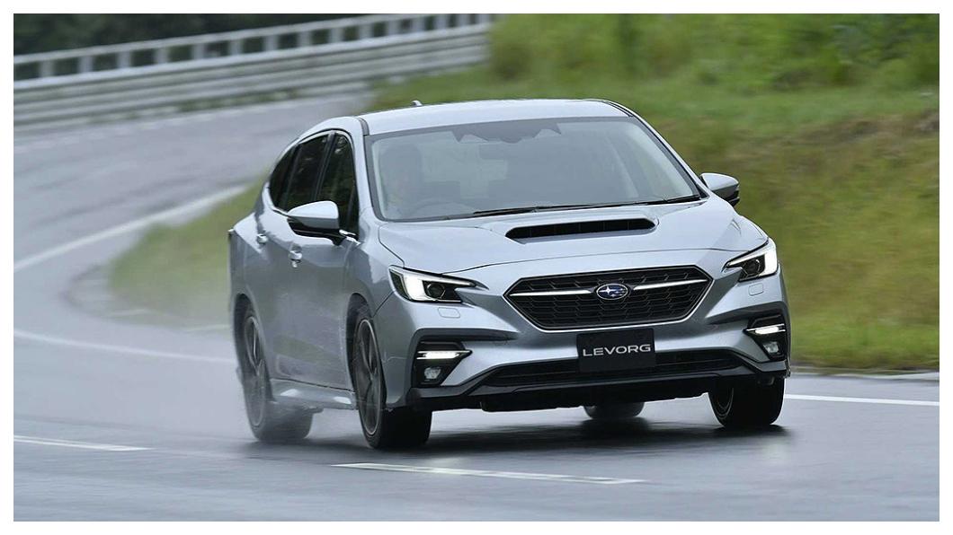 Subaru可能將新WRX上的引擎換到Levorg上。(圖片來源/ Subaru) Subaru Levorg換2.4升引擎 WRX Wagon重現江湖?