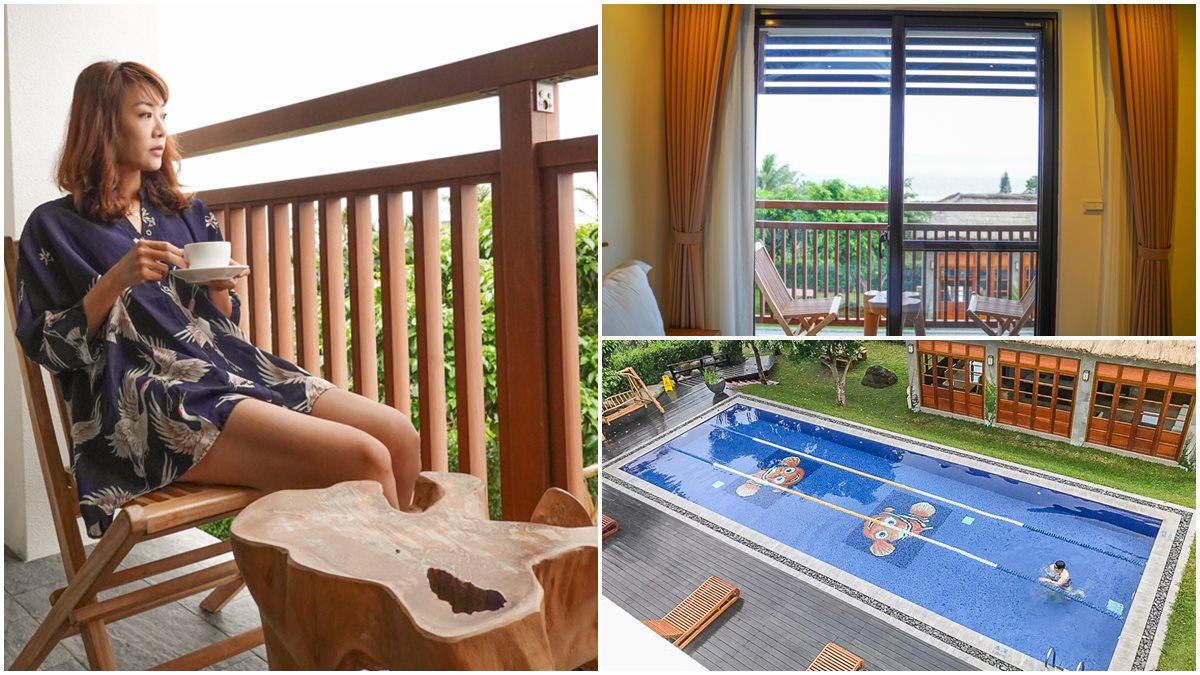 秒飛海島度假!入住全台4家「峇里島風」民宿:隱藏山林Villa、無敵海景露台