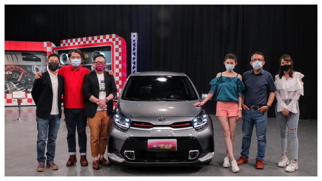 Kia Picanto在2021年1到8月台灣進口小車級距拿下銷售冠軍。(圖片來源/ 地球黃金線) Kia Picanto魅力滿點 小Andy:喜歡開「手排」可以考慮