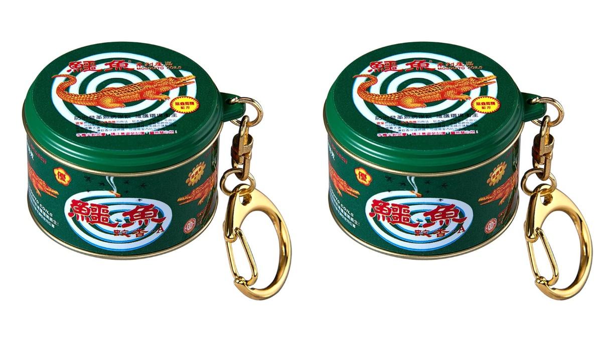超幽默「鱷魚蚊香悠遊卡」想收嗎?懷舊立體鐵罐神還原,4大超商都能預購