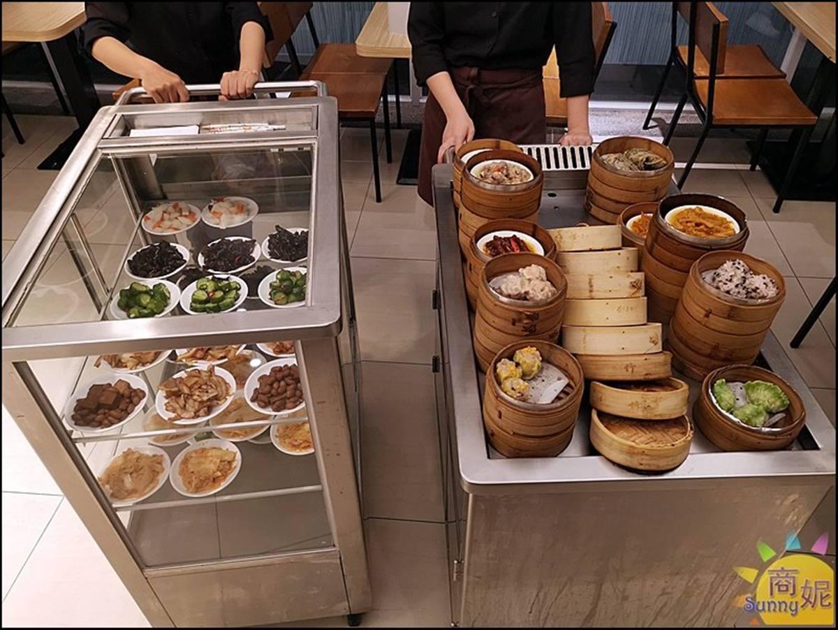 消費滿額折200元!台中「推車港點」有100種菜色,必點黑金包、小熊凍檸茶