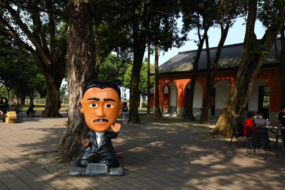 帶毛孩出遊首選!台南「水道博物館」有寵物專屬公園,還能打卡百年水管古蹟