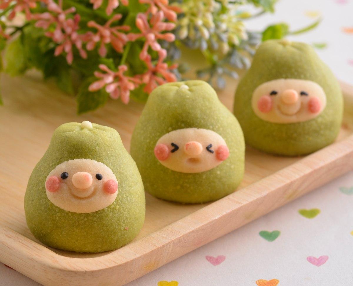美到捨不得吃!中秋10款「特殊造型」月餅:Q萌小熊、擬真橘子、水晶芋泥