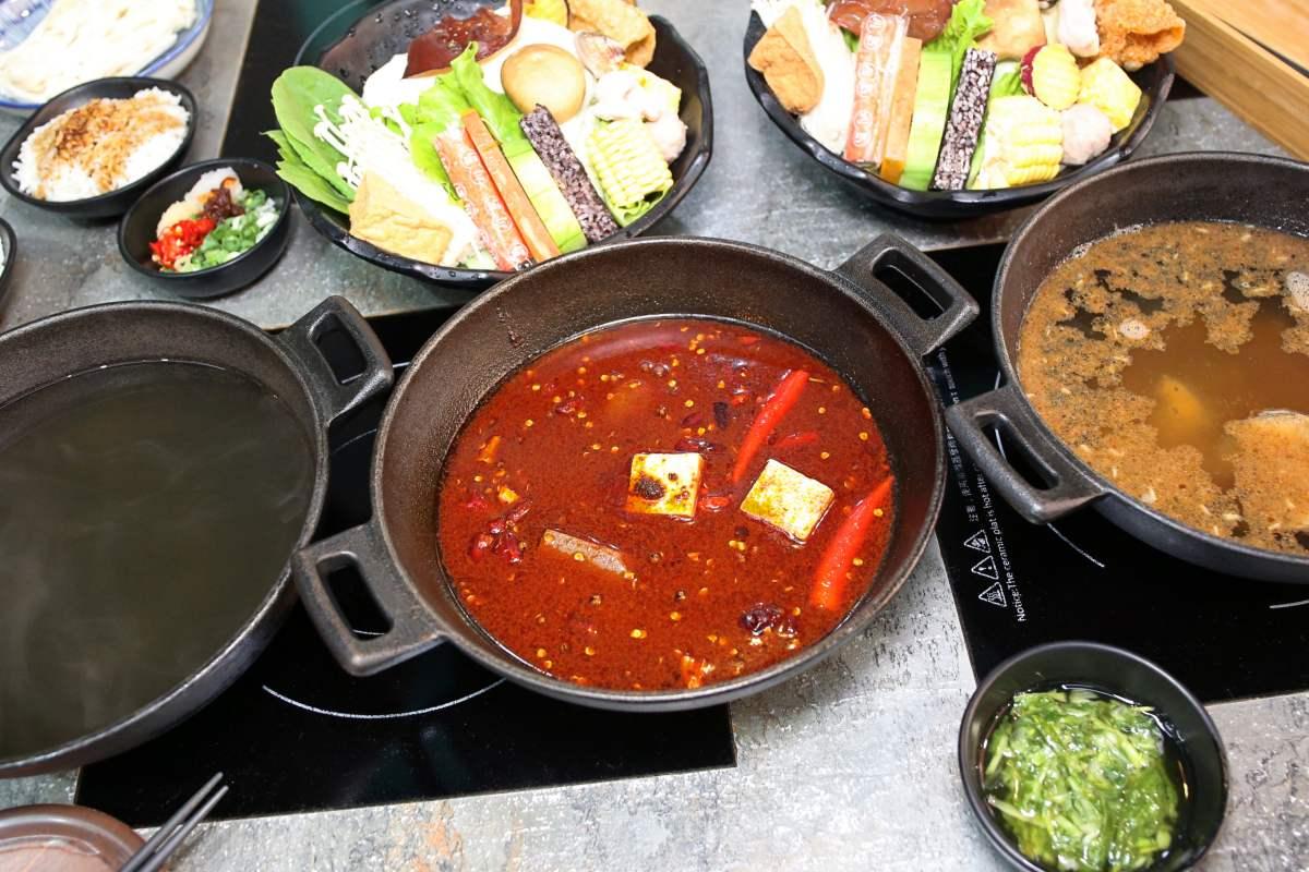 五倍券超前布署!台中「平價火鍋」消費500元送100元,先嗑龍蝦和牛雙人鍋