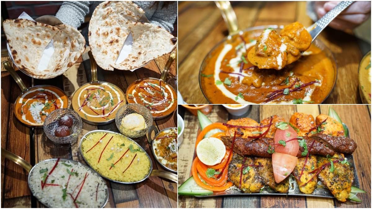 重口味會愛!新竹道地印度料理必嘗「椰香魚咖哩」,澎派拼盤吃得到3種肉