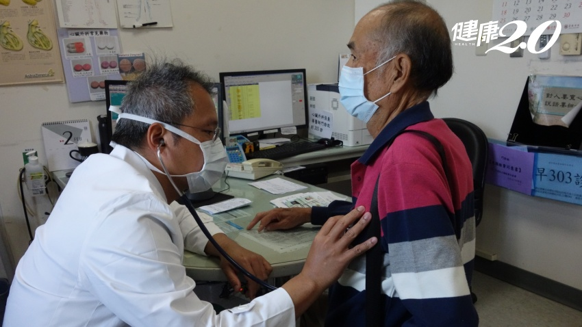 3條心血管都塞住了 複合式心血管治療傷口只有7公分,外、內科手術1次完成