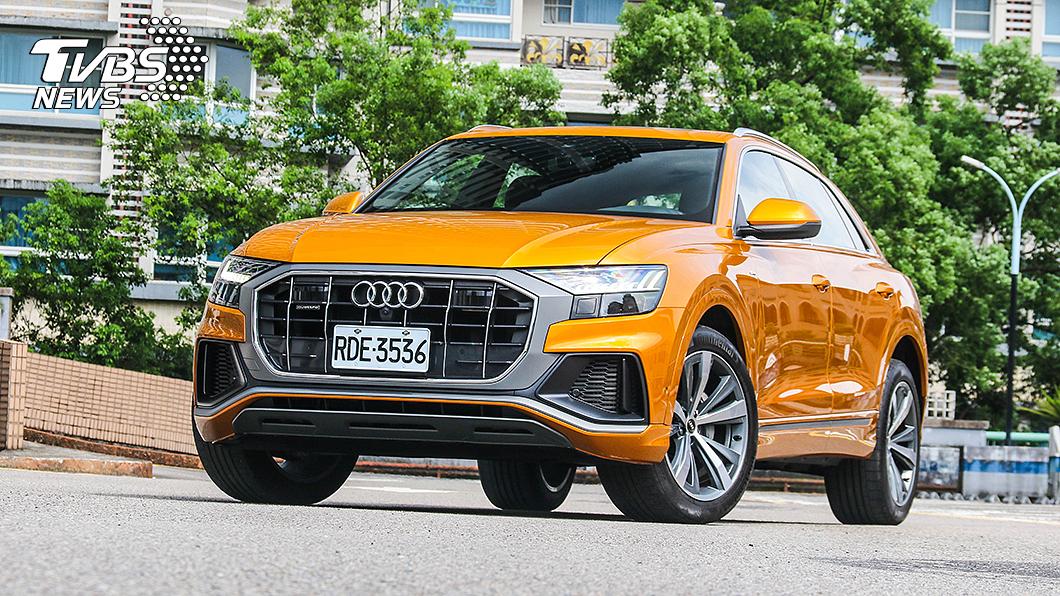 Audi Q8在主流的德系豪華跑旅市場中走出一條屬於自己的路。 試駕/有Q8就足夠! Audi豪華跑旅德系同鄉夾縫覓光明