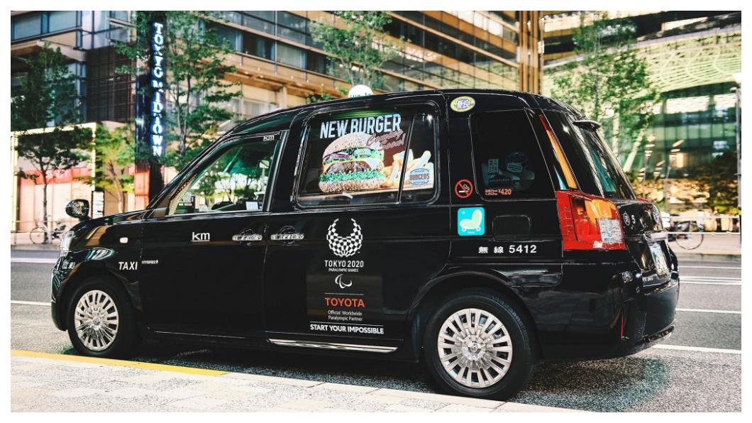 Toyota JPN Taxi這輛車本來就是為了計程車而生,現在與Chill Out合作推出舒適的休息空間。(圖片來源/ Toyota) 車床族遍佈東京街頭? 日本計程車業者在車內特別打造休憩空間