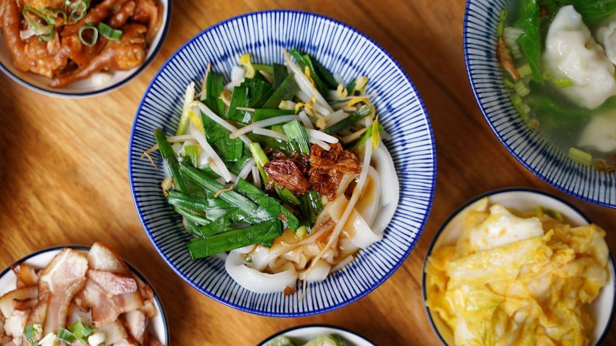 總統也愛!苗栗復古麵館必嘗「國宴粄條」,純手工「溫體豬水餃」單吃就夠味
