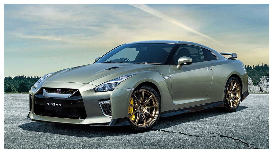 Nissan推出2022年式日規GT-R,R35這一代14年的壽命看樣子還得延續。(圖片來源/ Nissan) 一台Nissan GT-R各自表述 澳洲停止販售日本發表2022年式