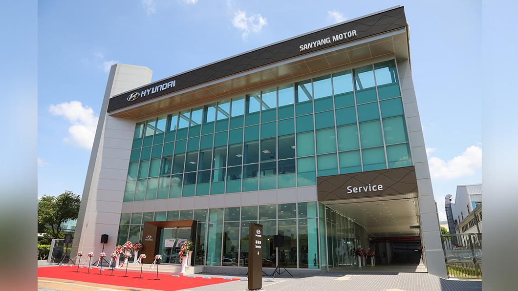 Hyundai GDSI展示中心成效佳 嘉義再開千坪旗艦據點