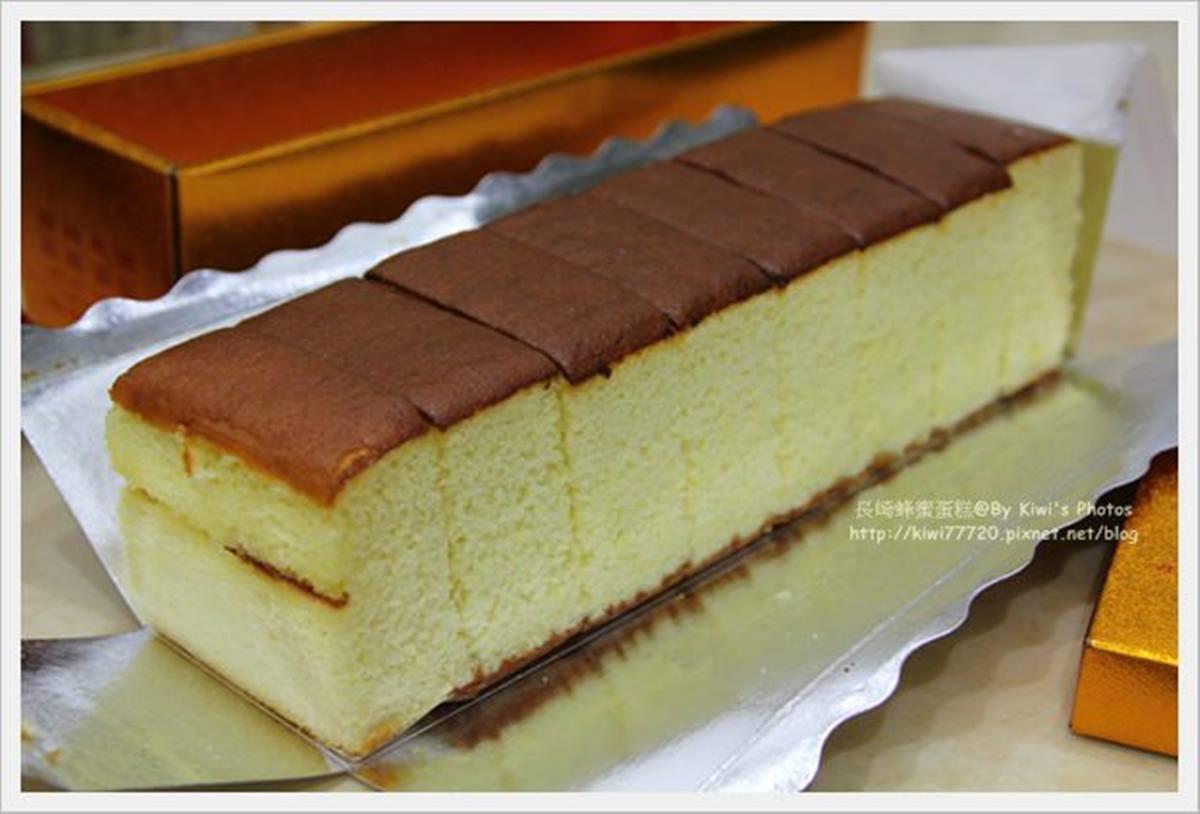 想吃請排隊!台中老字號「長崎蛋糕」一出爐就搶光,不加一滴水口感超鬆軟