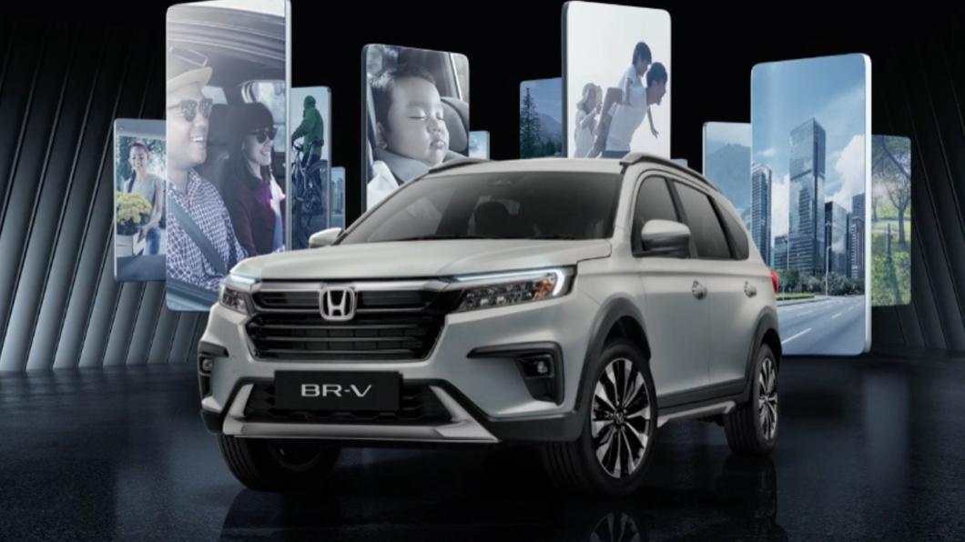 Honda正式在印尼發表了全新第二代BR-V七人座休旅,配備有Honda Sensing主動安全系統。(圖片來源/ Honda) Honda最新7人座休旅發表! BR-V馬力120匹真的夠用?