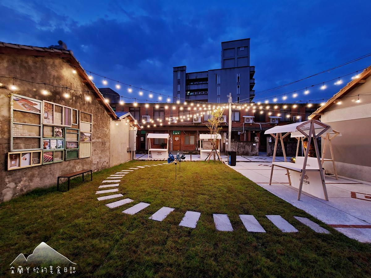 宜蘭版「華山園區」開幕!文創、市集好逛好拍,飛魚吐司、彩虹派對冰超有哏