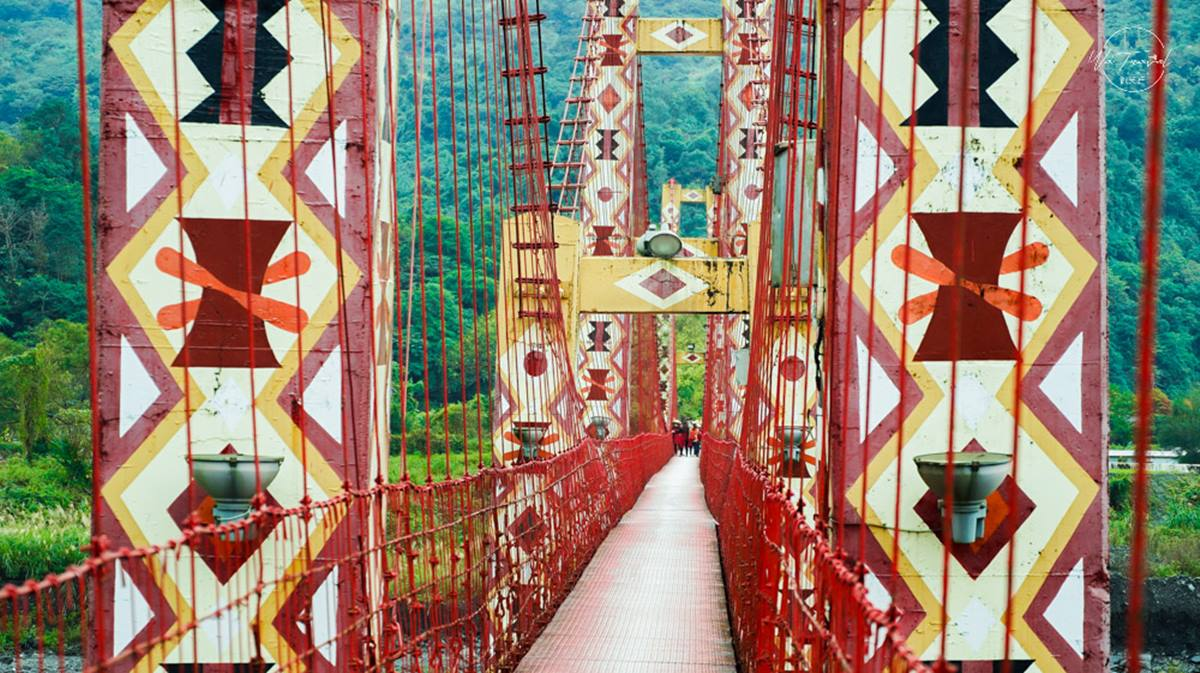 祕境小旅行!宜蘭原民部落1日7行程:玩飛鼠水晶彈射擊、打卡圖騰鋼索吊橋