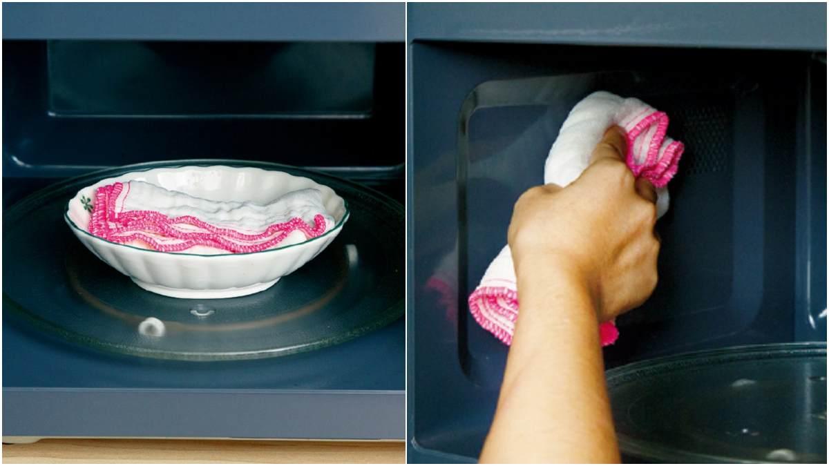 懶人必收!3種超常用家電「快速清潔法」,烤箱加「神祕調味料」竟能秒去污