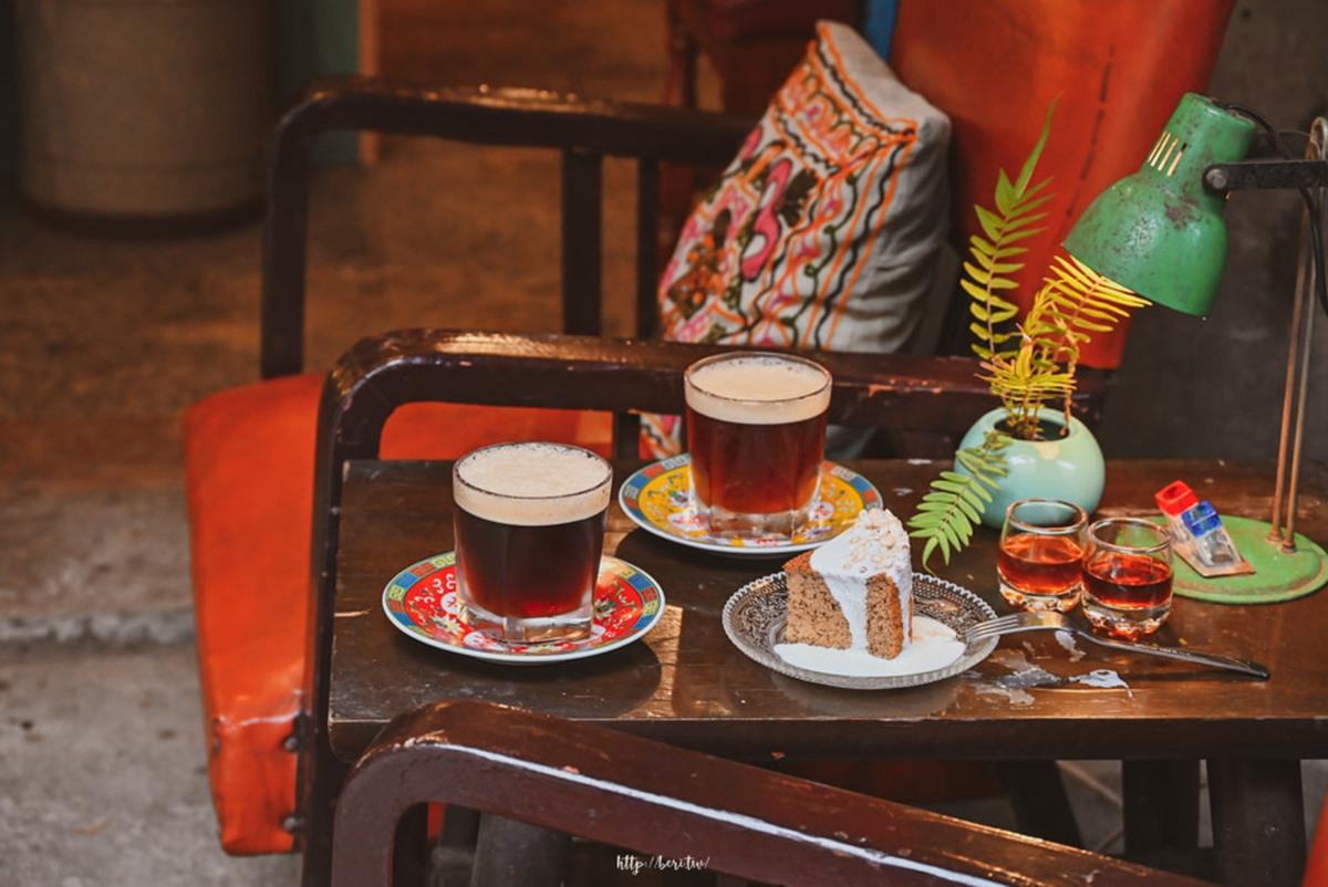 網美打卡必收!北北基6間復古咖啡廳:神祕古董店、歐風紅磚樓、百年媒場