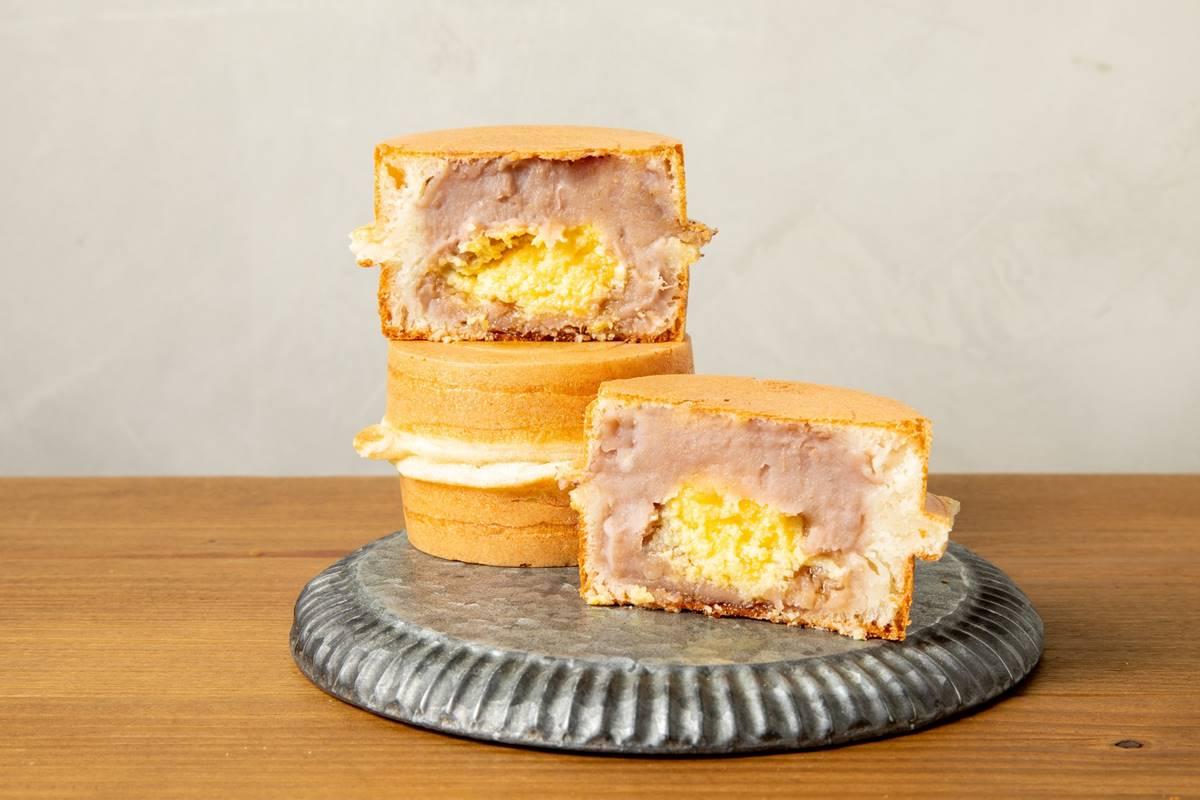高雄也吃得到7公分厚車輪餅!9月推買1送1,新口味小山園抹茶、蓮霧入餡