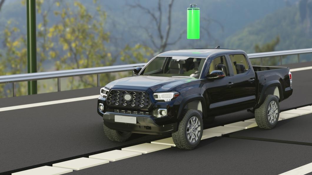 車輛邊開車邊充電將在不久的將來內實現,而且美國有多個州政府都想要搶先使用這項科技。(圖片來源/ Magment) 無線充電道路將在美普及? 多個州政府積極建設基礎設施