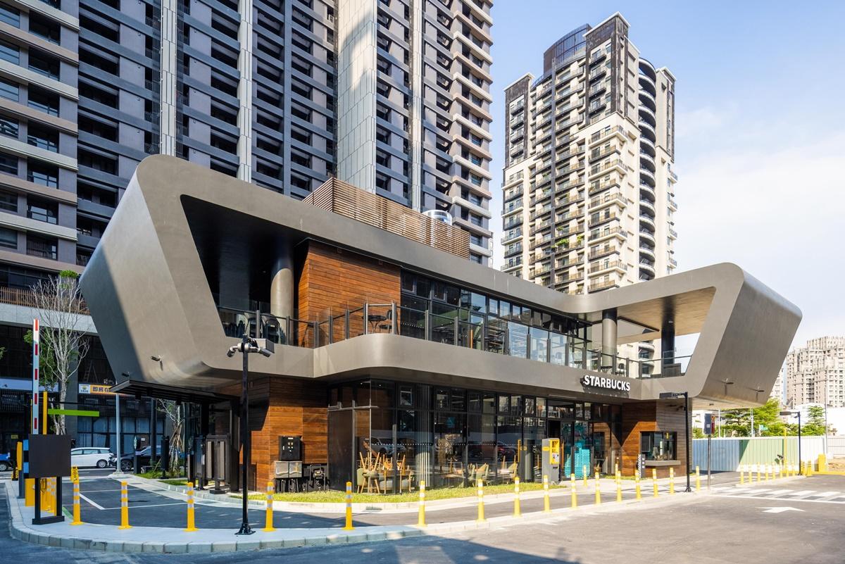 絕美「光盒子」門市在這!星巴克全台3大新特色門市,輪船、遊艇風都美翻