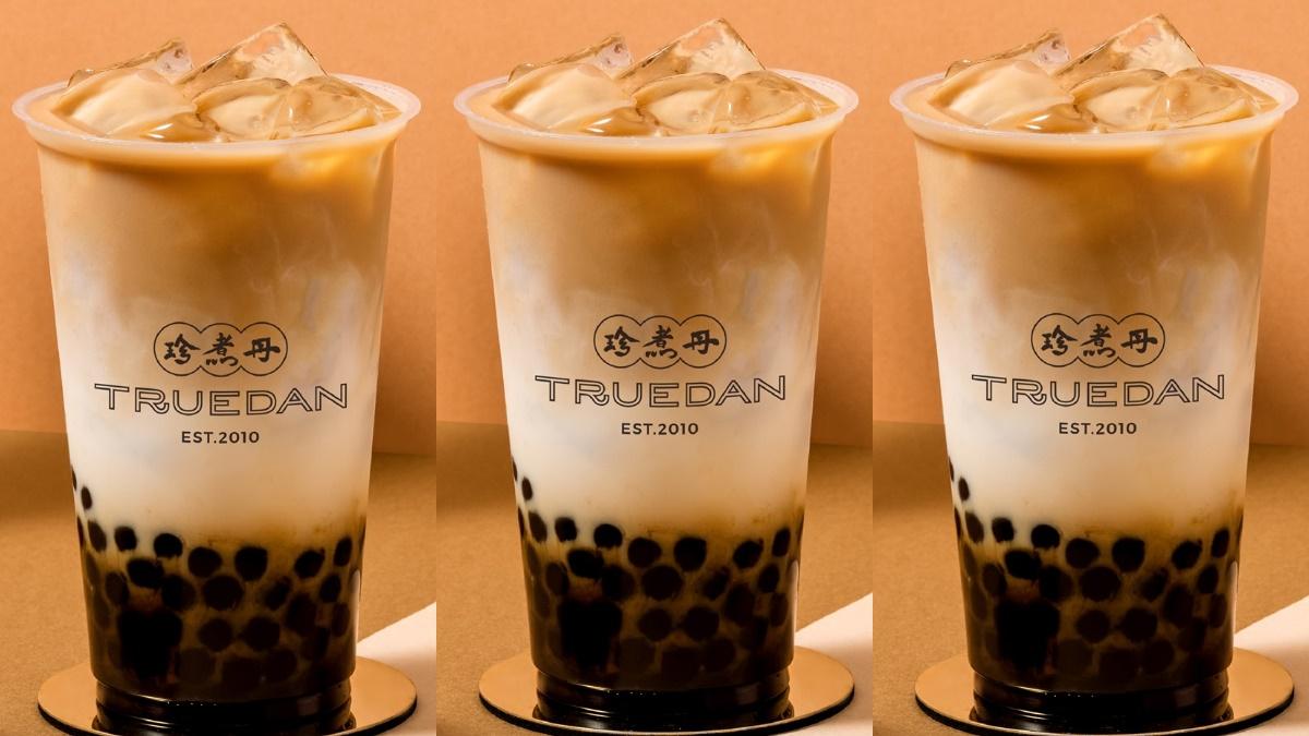 就愛傳統這味!珍煮丹推「私房奶茶」任選第2杯半價,懷舊奶茶、珍奶限時喝