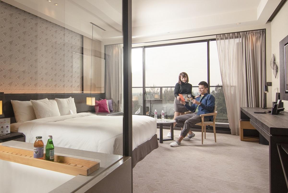 全台5家旅宿「免費住1晚」!用五倍券買一送一,最高破萬元房型爽睡不用錢