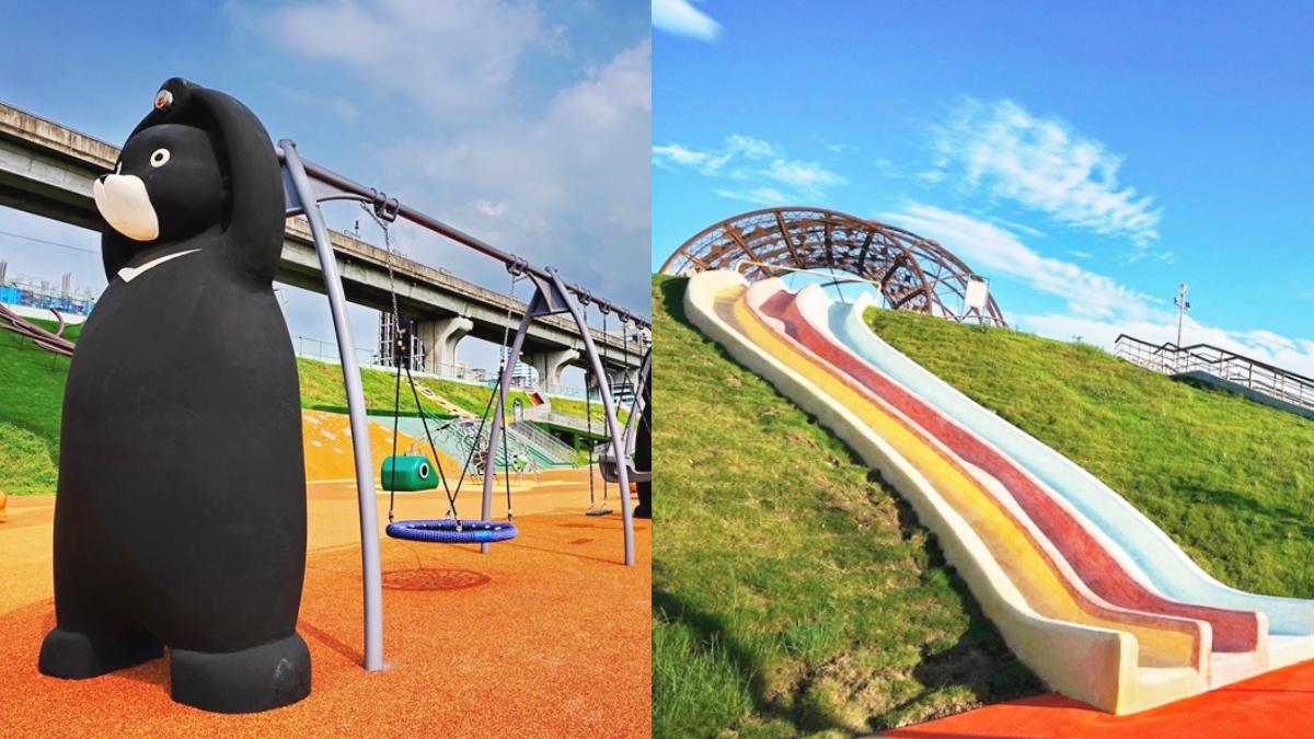 帶小朋友公園放風了!10/1起雙北開放兒童遊戲場,國高中校外教學也啟動