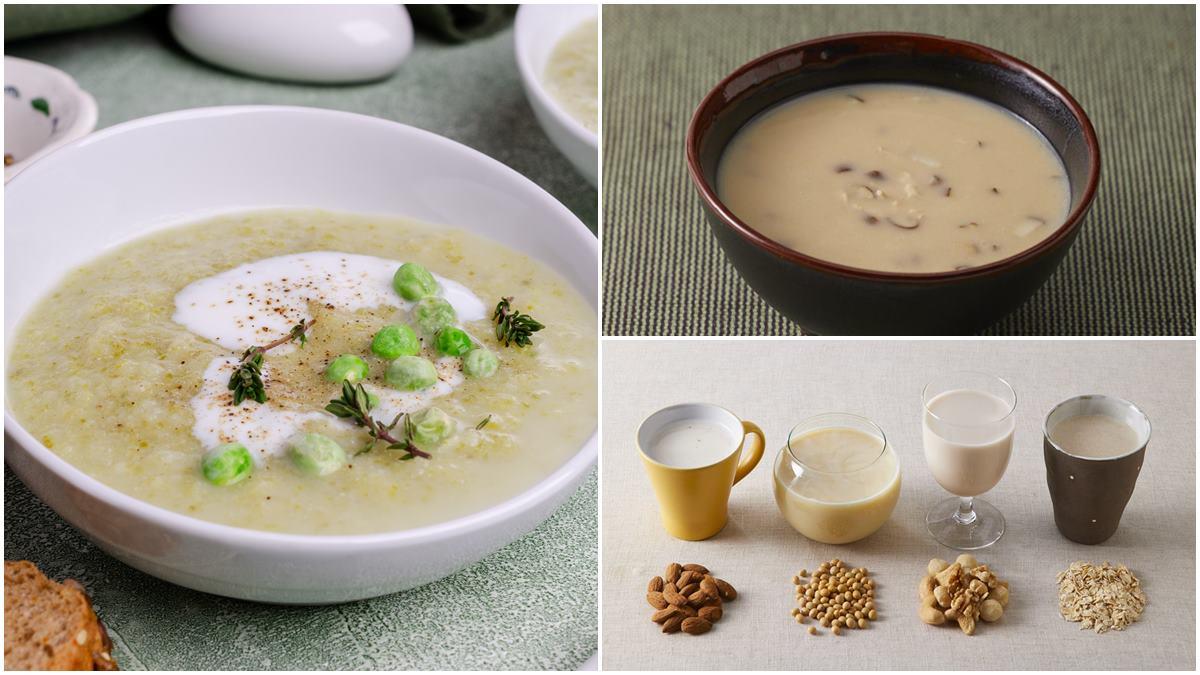 消夜這樣吃不怕胖!簡單做3款「低卡濃湯」飽足又解饞,熱量瞬間減少一半