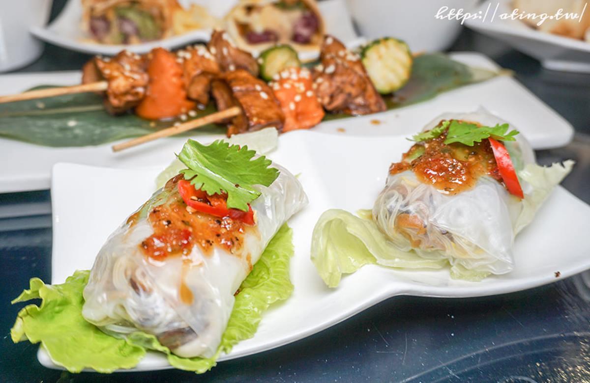 美拍日治洋樓!台南「蔬食餐廳」主打異國創意料理,嘗鮮必試「土托餘鹹粥」