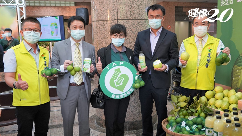 台灣檸檬汁全球最好喝!農委會掛保證的好喝檸檬綜合果汁,全台超商買得到