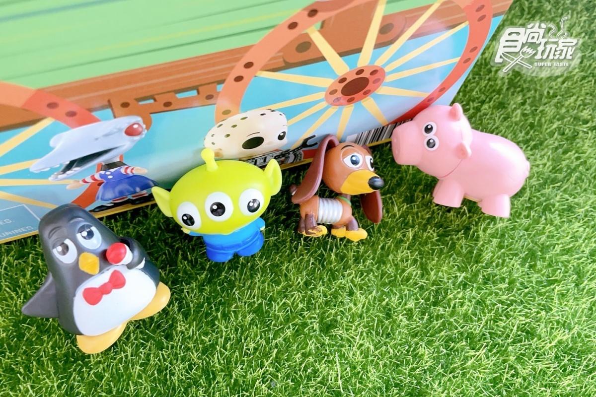 好市多「玩具總動員迷你公仔」集結24款角色!三眼怪、抱抱龍、火腿必收