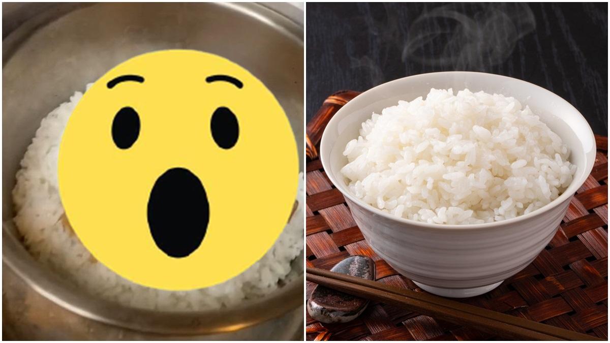 飯煮太爛怎麼辦?主婦分享電鍋中放「這個」,網友讚嘆超實用