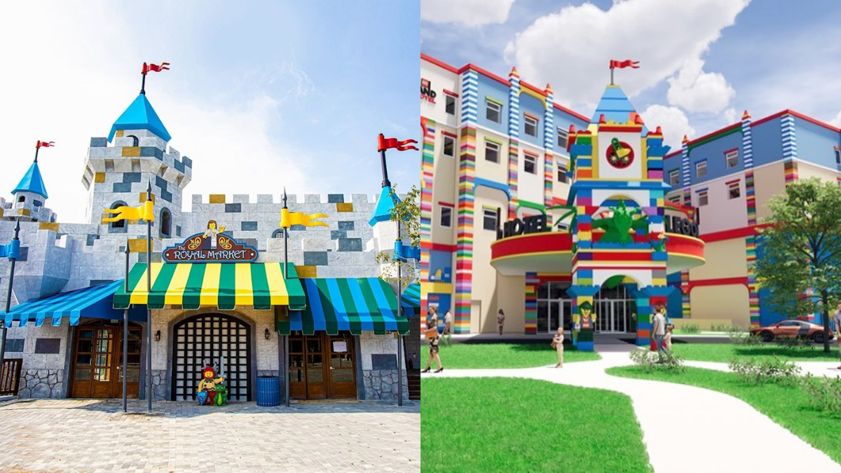 樂高迷先存錢!韓國「樂高樂園」2022年登場,7大主題區、40項遊樂設施必朝聖